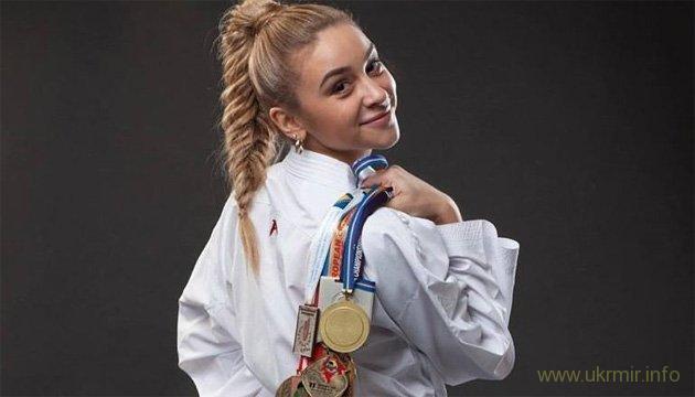 Украинская каратистка возглавляет мировой рейтинг WKF
