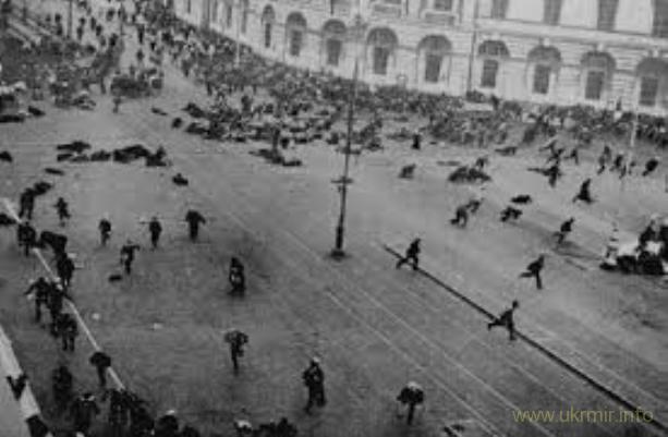 Кровавый погром в Петрограде или разгадка пустых улиц на фотографиях 19-го века