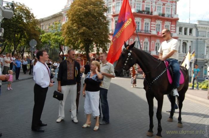 Уничтоженный полицией в Одессе ватник был фанатом Сталина и «русскагамира»