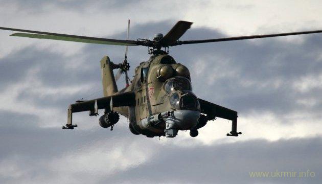 В МО РФ подтвердили крушение в Сирии российского Ми-24
