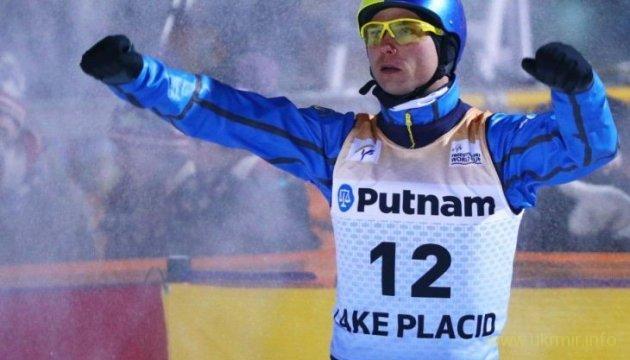 Украинец завоевал серебро по фристайлу на Кубке мира