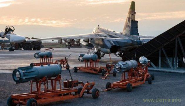 МО РФ, как всегда врет: в Сирии уничтожены 7 самолетов