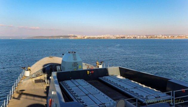 В Черное море вошел британский ракетный эсминец с ракетами Tomahawk