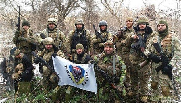 Скандал в ВСУ вокруг грузинских добровольцев