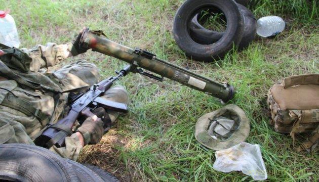 Большинство боевиков из передового подразделения оккупантов дезертировали