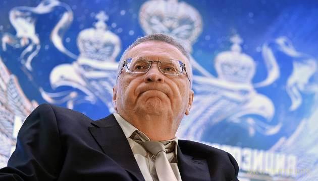 Жириновский, начало политической деятельности :)