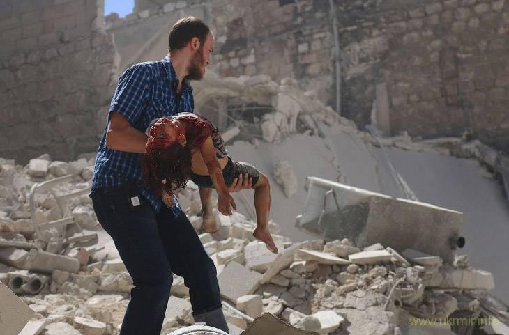 ООН: Россия убила сотни мирных граждан