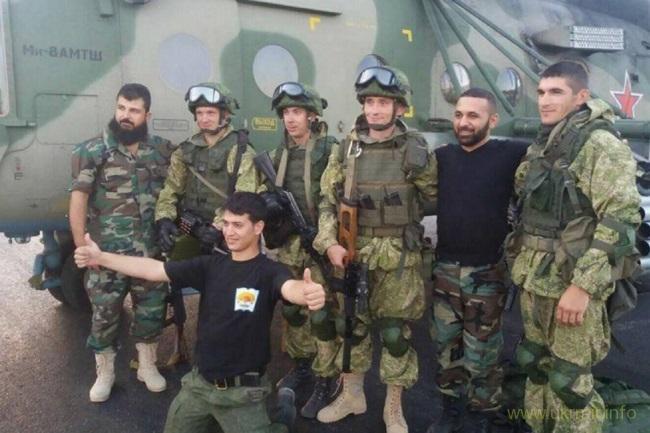 Сирийский «позор» вЯликой россии