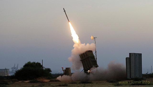 Израиль перебросил к границе с Сирией «Железный Купол»