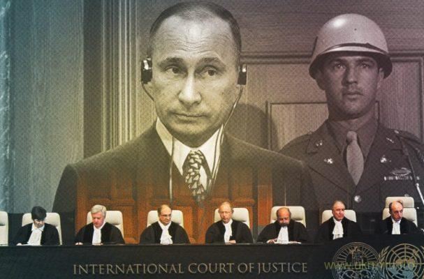 Россия ответит за Крым в суде