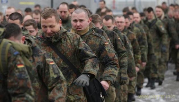 В антироссийских военных учениях в Германии примут участие 12 тыс. солдат
