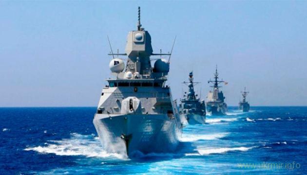 США наращивают группировку ВМС в Черном море
