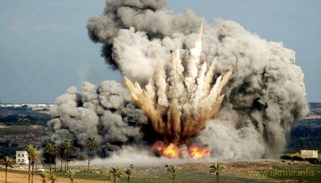 Израиль нанес новые удары в Сирии после сбитого F-16