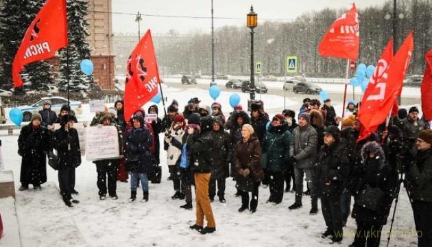 Петербуржцы выступают против вмешательства РПЦ в личную жизнь