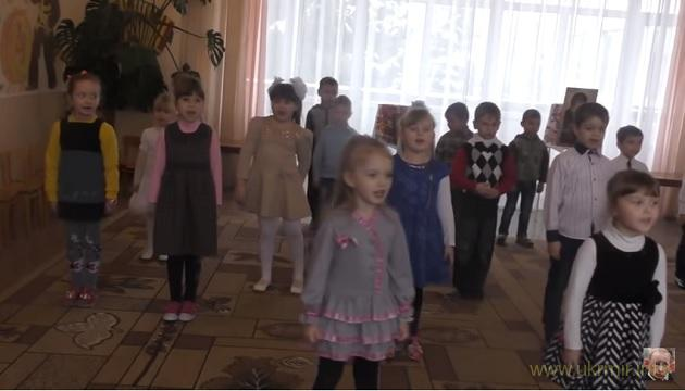 Политпедофилия оккупантов в детсаду Донбасса