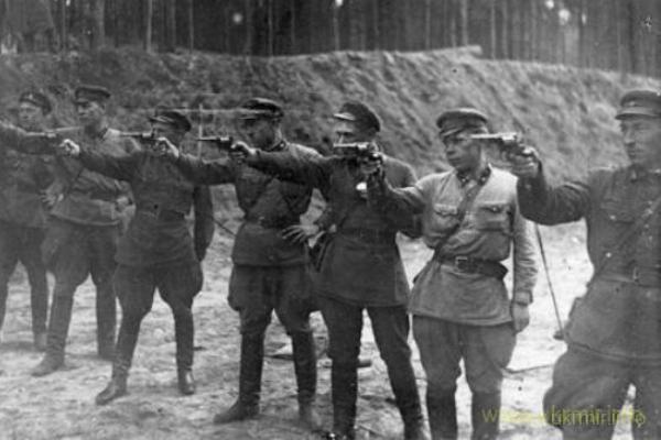 Вперед до перемоги НКВД-ЧК