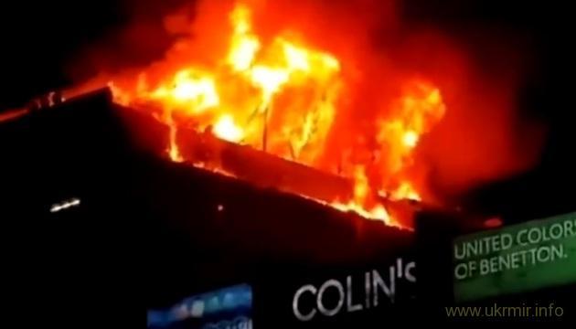 Банкет продолжается: в Кадырстане горит 12-этажка