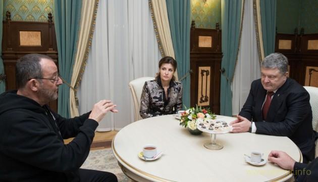 Жан Рено: Именно в Украине стоит снимать кино
