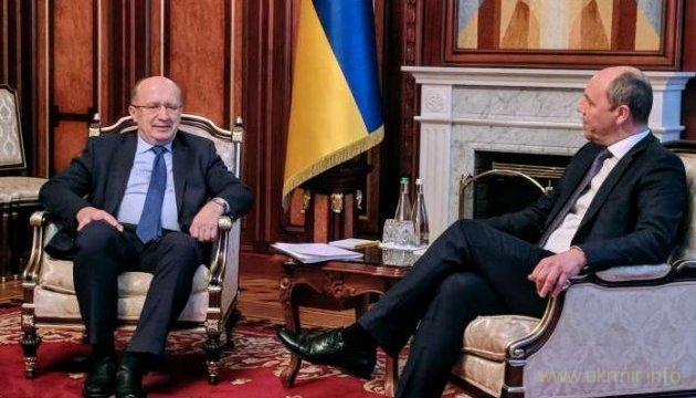 «План Маршалла» для Украины запустят совсем скоро, – экс-премьер Литвы