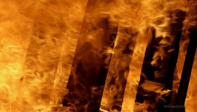 В Енакиево горел метзавод, остановлены доменные печи, фабрика