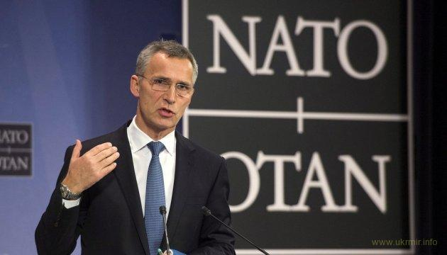 Нарушение Россией международного права будет иметь цену и последствия, — Столтенберг