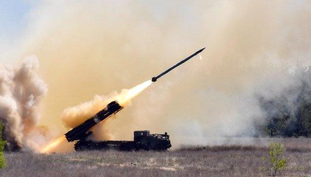 """Українська ракета """"Вільха"""" пройшла фінальне випробування"""