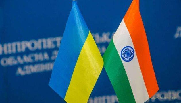 Україна підписала з Індією два контракти на постачання озброєння