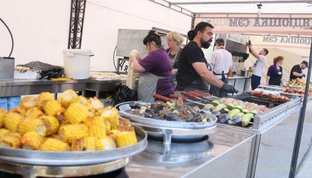 Винница - гастрономический фестиваль Vinnytsia Food Fest