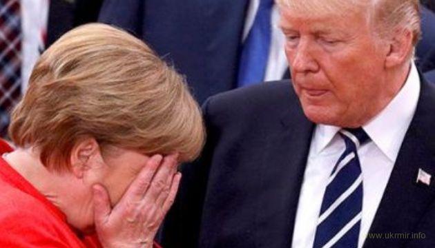 Кадыров грозит Меркель и Трампу блокировкой их счетов в Чечне :)