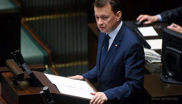Польша просит США увеличить свой контингент в стране