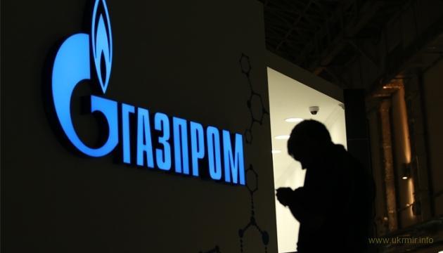 Газпром сжигает наличные со скоростью 4 млрд. рублей в неделю