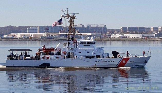 ВМС Украины получат от США патрульные катера Island