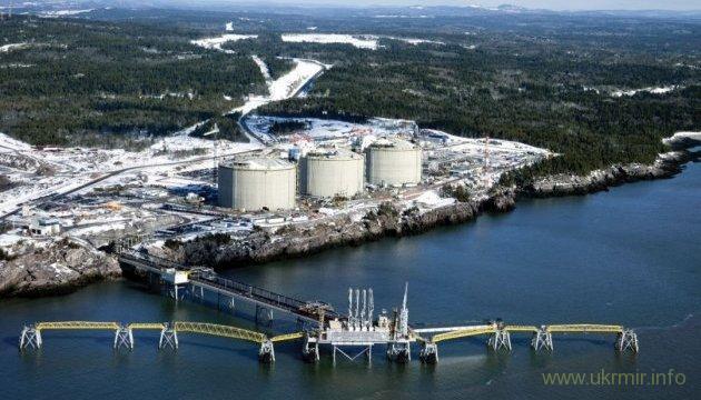 США и страны Балтии заключают соглашения о крупных поставках сжиженного газа