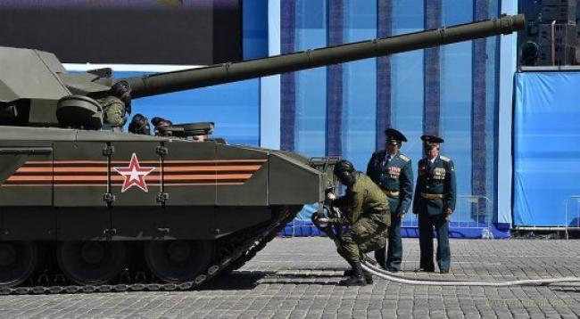 «Армата» идет по стопам Су-57 – в никуда