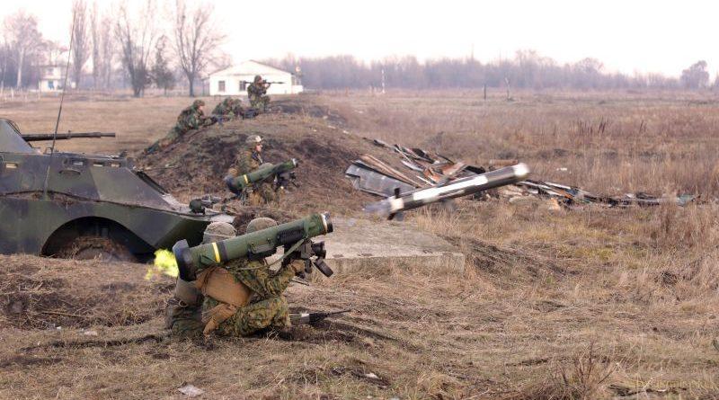 Javelin уже проверены огнем на Донбассе