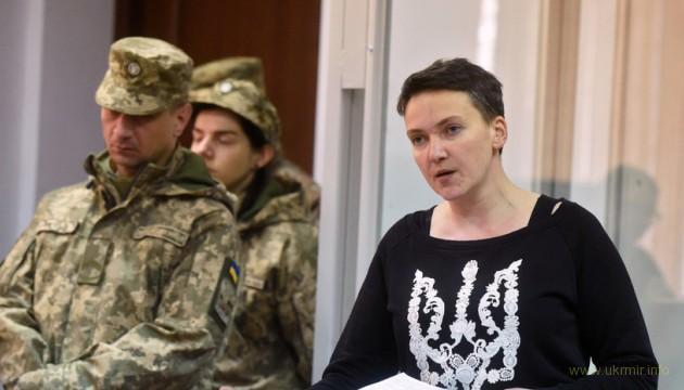 Адвокатом Савченко стал защитник Штепы и «Топаза»