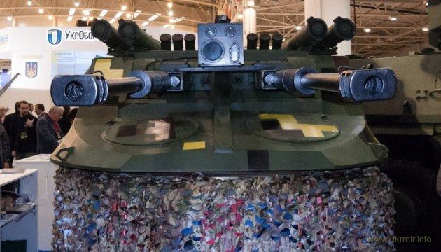 Удосконалений бойовий модуль «Дуплет» пройшов успішні випробування