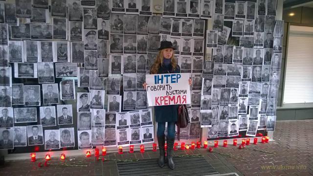 Українофобський сюжет Інтера, закликає до боротьби проти України