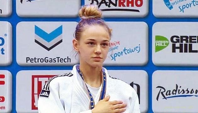 Украинская дзюдоистка выиграла Кубок Европы в Словении