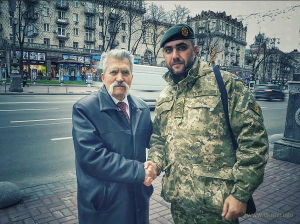 Земля тобі пухом, справжній українець