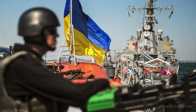 В Одессе начинаются украинско-американские учения Sea Breeze-2018