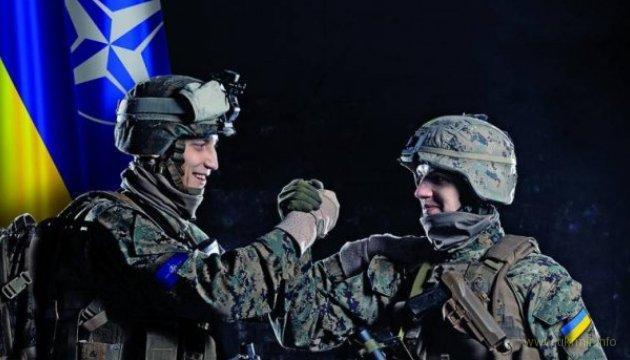 Вступление Украины в НАТО поддержали все члены альянса