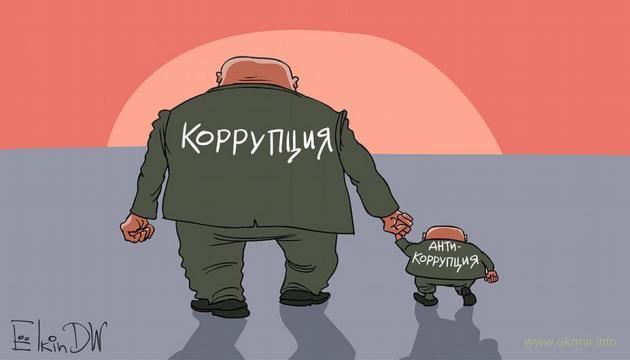 Про корупцію
