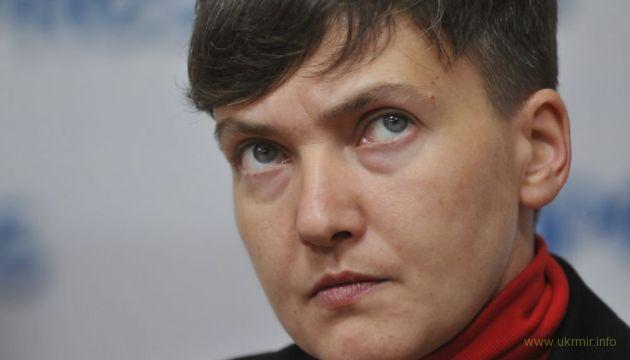Савченко согласится пройти полиграф, если вопросы ей понравятся