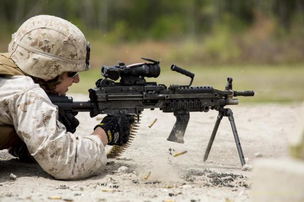 Пулемет нового поколения