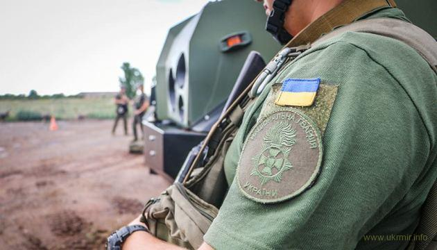 ООС: затримано вісьмох підозрюваних у співпраці з терористами