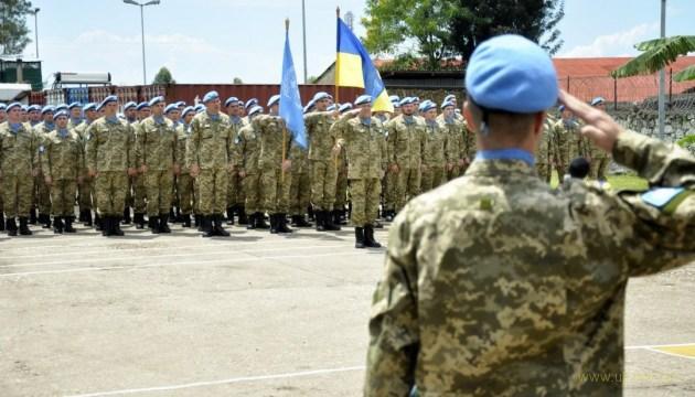 Украинские миротворцы в Конго уничтожили лагерь боевиков