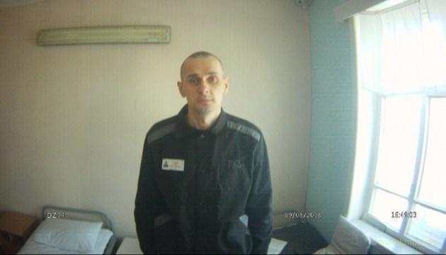 ФСИН РФ опровергла информацию об освобождении Сенцова