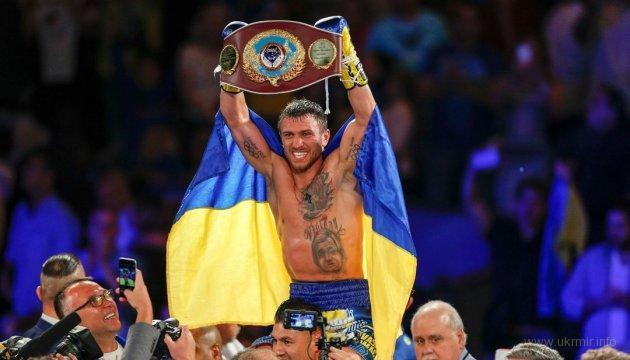 WBA признала украинского боксера суперчемпионом мира