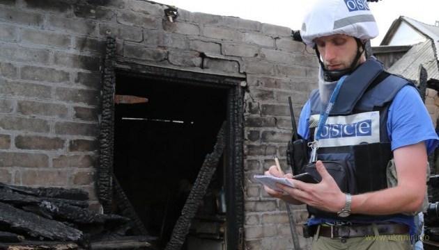 ОБСЕ обнаружила на Донбассе новое тяжелое вооружение с России